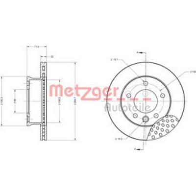 Metzger 6110676