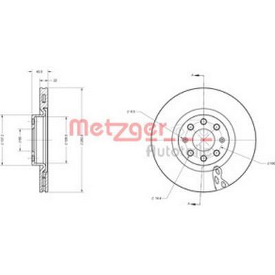 Metzger 6110365