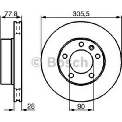 Bosch 0 986 479 B59