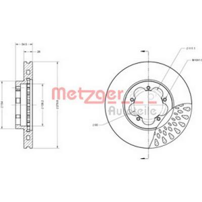 Metzger 6110117