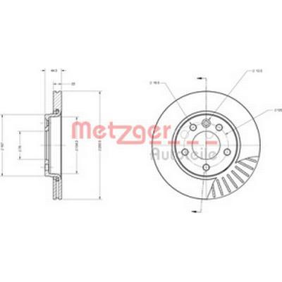 Metzger 6110096