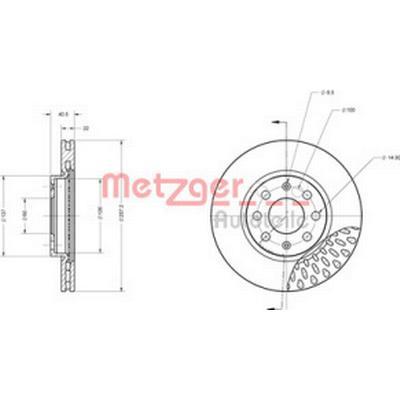 Metzger 6110075