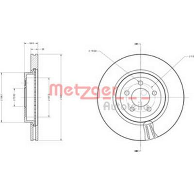 Metzger 6110127