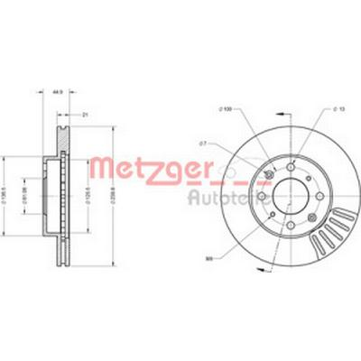 Metzger 6110454