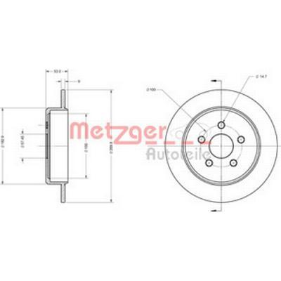 Metzger 6110333