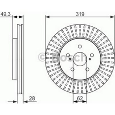 Bosch 0 986 479 722