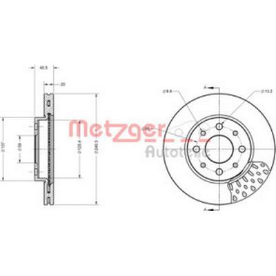 Metzger 6110363