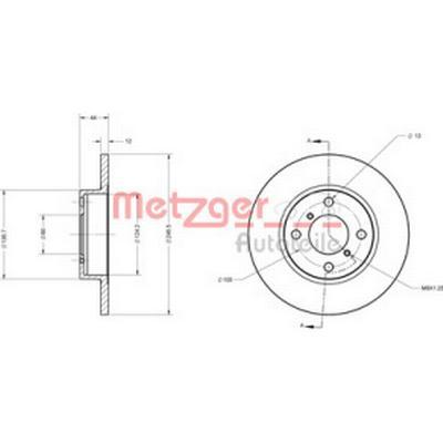 Metzger 6110226