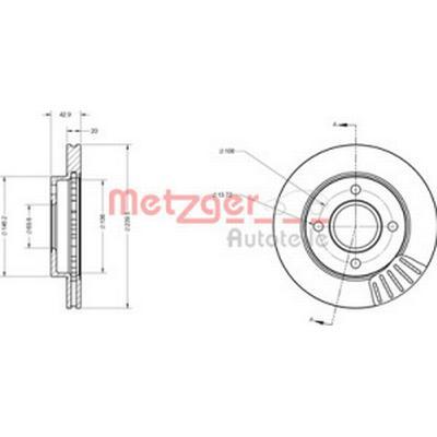 Metzger 6110025