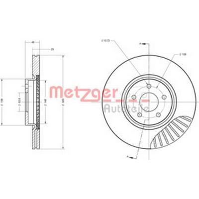 Metzger 6110503