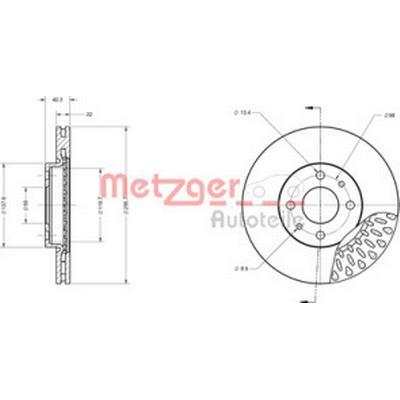 Metzger 6110216