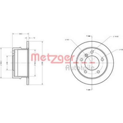 Metzger 6110368