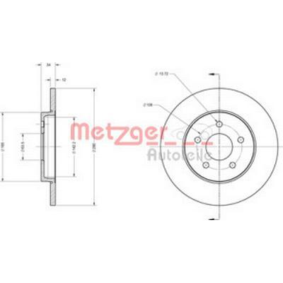 Metzger 6110101