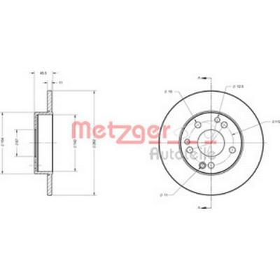 Metzger 6110326