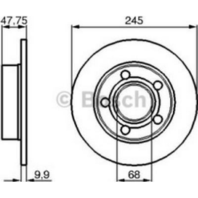 Bosch 0 986 479 B56