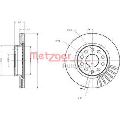 Metzger 6110161