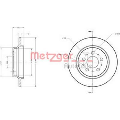 Metzger 6110224