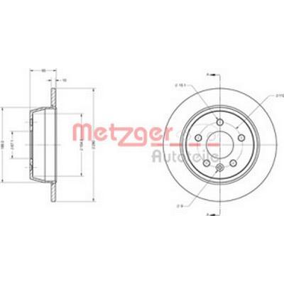 Metzger 6110492