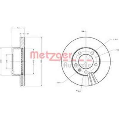 Metzger 6110287