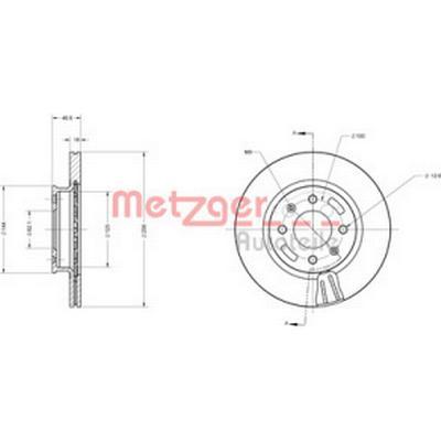 Metzger 6110544