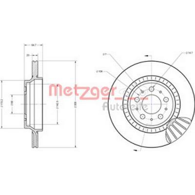 Metzger 6110378