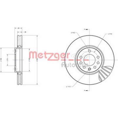 Metzger 6110404