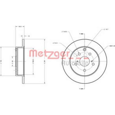 Metzger 6110394