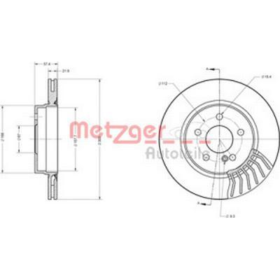 Metzger 6110656