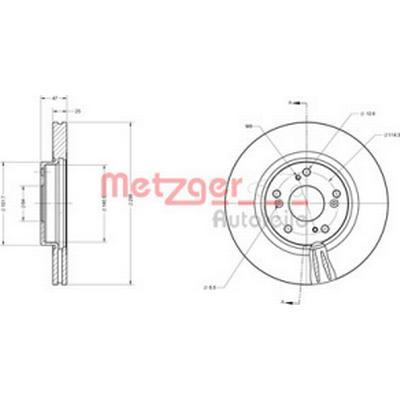 Metzger 6110706