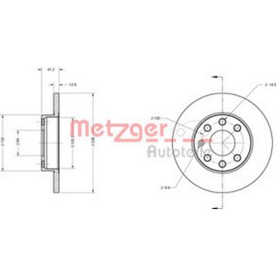 Metzger 6110014
