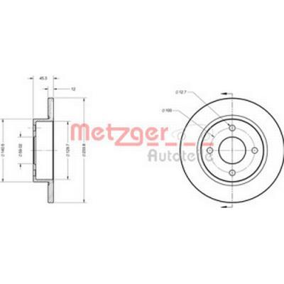 Metzger 6110291