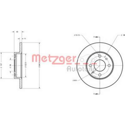 Metzger 6110585