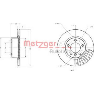 Metzger 6110147