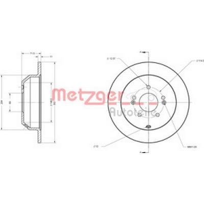 Metzger 6110460