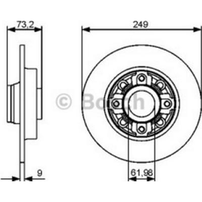 Bosch 0 986 479 388