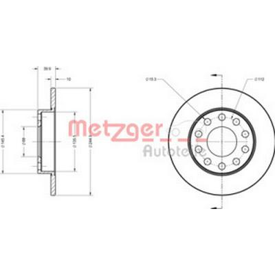 Metzger 6110097