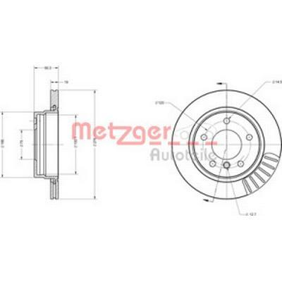 Metzger 6110065