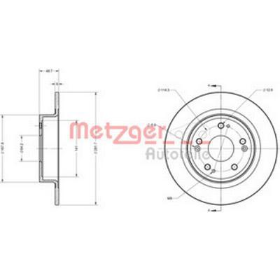 Metzger 6110426