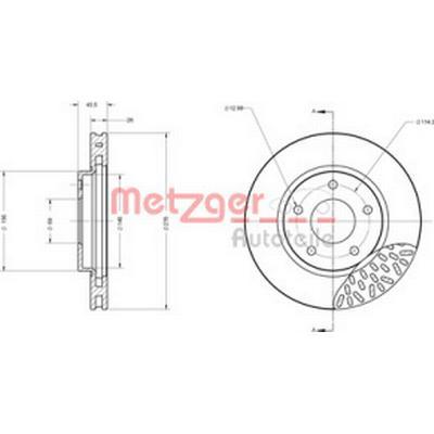 Metzger 6110664