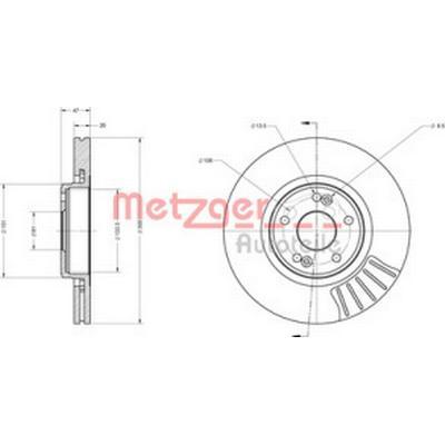 Metzger 6110478