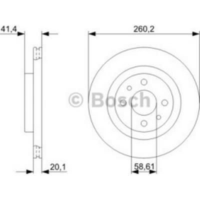 Bosch 0 986 479 346