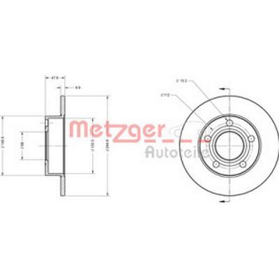 Metzger 6110168