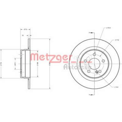 Metzger 6110209
