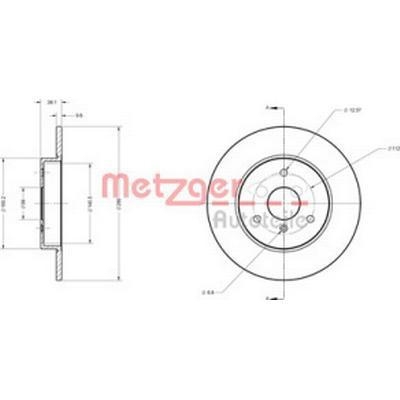 Metzger 6110040