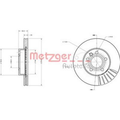 Metzger 6110093