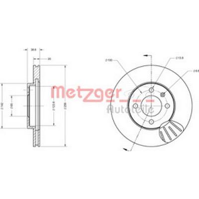 Metzger 6110026