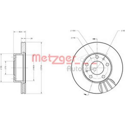 Metzger 6110104