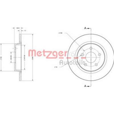 Metzger 6110180