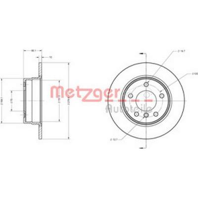 Metzger 6110184