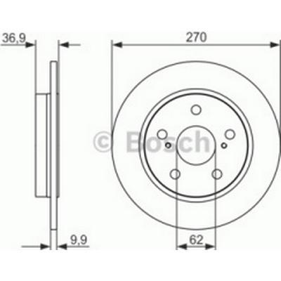 Bosch 0 986 479 519